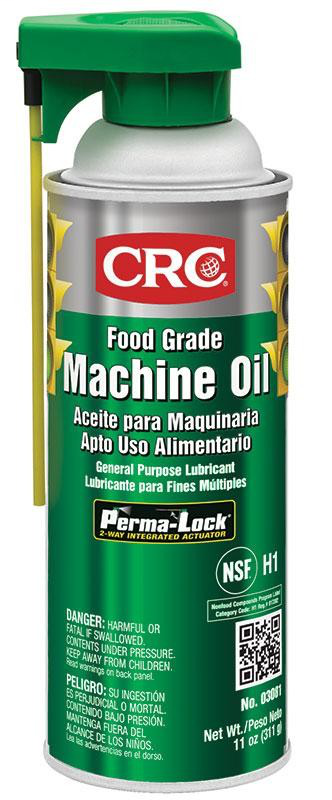 CRC Industries 03081 Food Grade Machine Oil