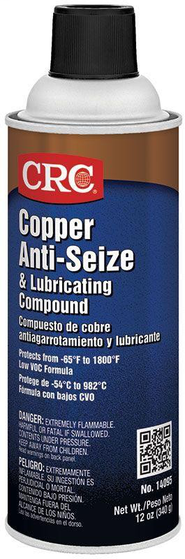 CRC Industries 14095 16 oz Aerosol Anti-Seize Lubricant