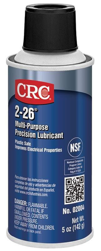2-26 Multi-Purpose Precision Lubricant, 5 Wt Oz