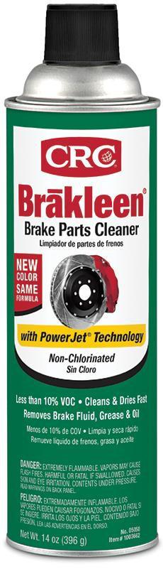 CRC 05050 NonChlor Brak Parts Clnr