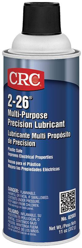 2-26 Multi-Purpose Precision Lubricant, 11 Wt Oz