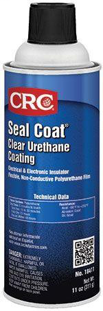 CRC Seal Coat® Clear Urethane Coating, 11 Wt Oz