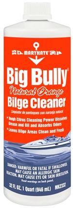 CRC,MK2332,Big Bully Natural Bilge Cleaner 32 Oz