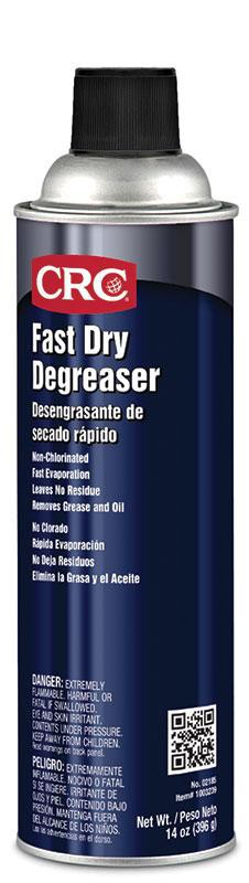 CRC,02185,Fast Dry Degreaser 14 Wt Oz