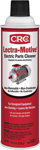 Lectra-Motive Electric Parts Cleaner, 19 Wt Oz