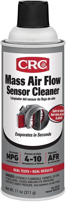 CRC,05110,Mass Air Flow Sensor Cleaner 11 Wt Oz