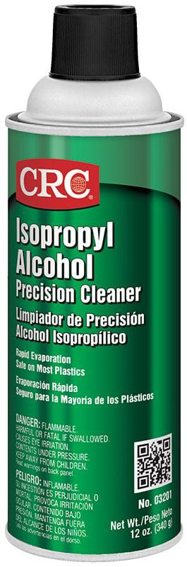 Isopropyl Alcohol Cleaner, 12 Wt Oz