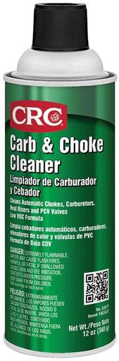 Carb & Choke Cleaner, 12 Wt Oz