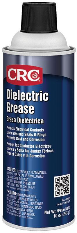CRC,02083,Dielectric Grease 10 Wt Oz Aerosol