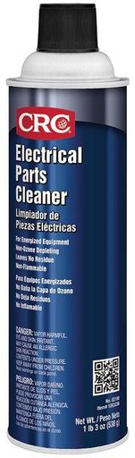 Electrical Parts Cleaner, 19 Wt Oz