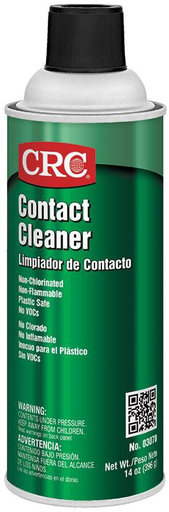 Contact Cleaner, 14 Wt Oz