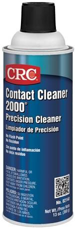 Contact Cleaner 2000 Precision Cleaner, 13 Wt Oz
