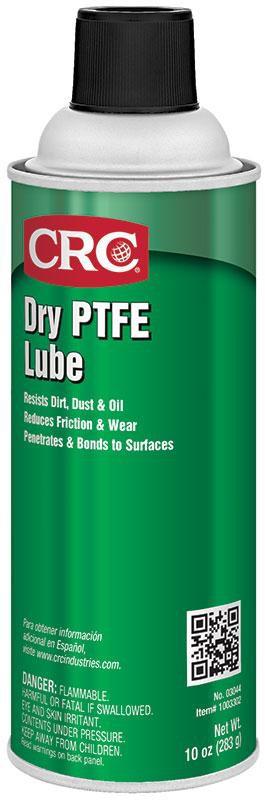 CRC 03044 TFE, 16 OZ DRY PTFE LUBE