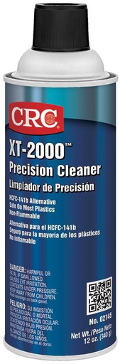 A non-flammable, low odor, rapidly evaporating precision cleaner for use in electrical and industrial applications. Effectively removes dirt, light oils and other contaminants from electrical and electronic equipment.