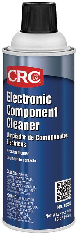 CRC,2200,Electronic Component Cleaner 13 Wt Oz