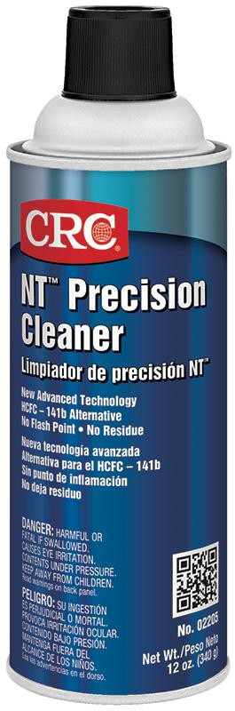 CRC,02205,NT Precision Cleaner No Flash 12 Wt Oz