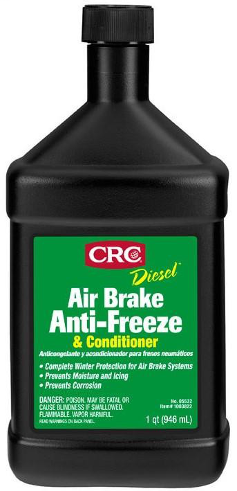 CRC,05532,Air Brake Anti Freeze 32 Fl Oz