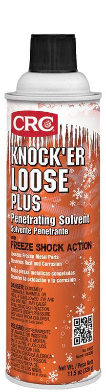 CRC,03027,KNOCK'ER LOOSE PLUS