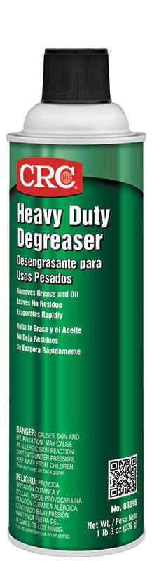 CRC,03095,Heavy Duty Degreaser 19 Wt Oz
