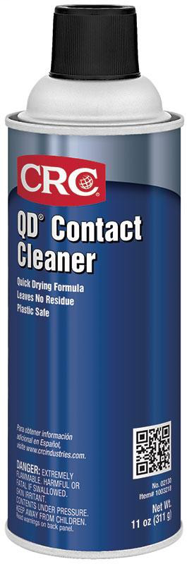 CRC,2130,QD Contact Cleaner Fast Dry 11 Wt Oz