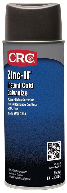 CRC,18412,Zinc-It Instant Cold Galvanize 13 Wt Oz