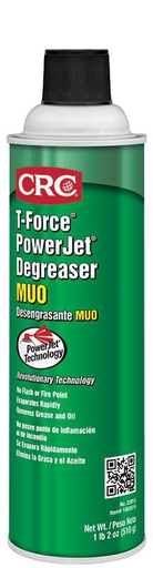 Mayer-Quickly dissolves grease, oil and sludge for more efficient operation of mechanical equipment. T-Force® Degreaser MUO evaporates rapidly, leaves no residue, and has a good health & safety profile.-1