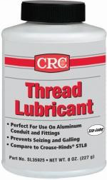 A general purpose lubricant that prevents the seizing and galling of threaded surfaces caused by corrosion. Safe for use on ferrous and non-ferrous metals.