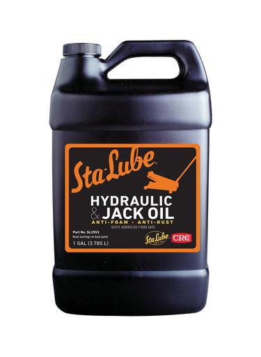 Hydraulic & Jack Oil, 1 Gal