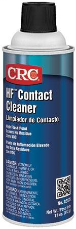 HF™ Contact Cleaner, 11 Wt Oz
