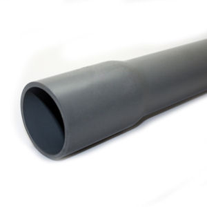 "PV 1-1/2"" PVC Sch 40 Conduit - 20' Length"
