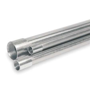 "CO 2"" x 10' Aluminum Rigid Conduit"