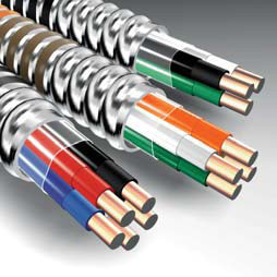 Terrific Wire Cords Cables Building Wire Cable Armored Cable Bx Ac Wiring Digital Resources Otenewoestevosnl