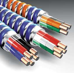 MC / BX / HC Metal Clad Cables
