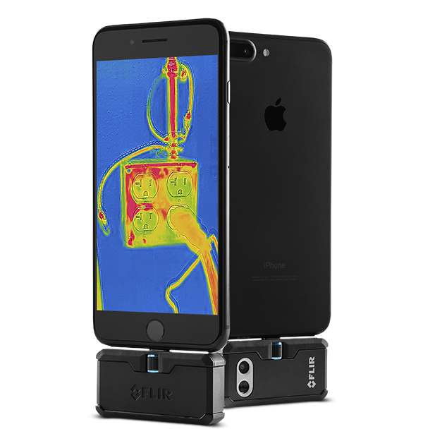 Pro-Grade Thermal Camera For Smart Phones