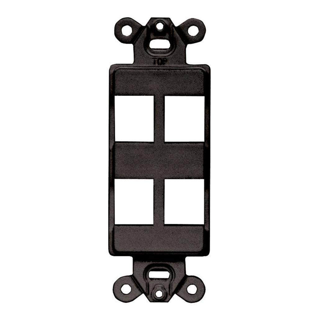 Mayer-Hubbell iSTATION Outlet Frames-1