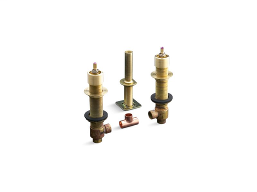 """1/2"""" ceramic high-flow valve system, Not Applicable"""