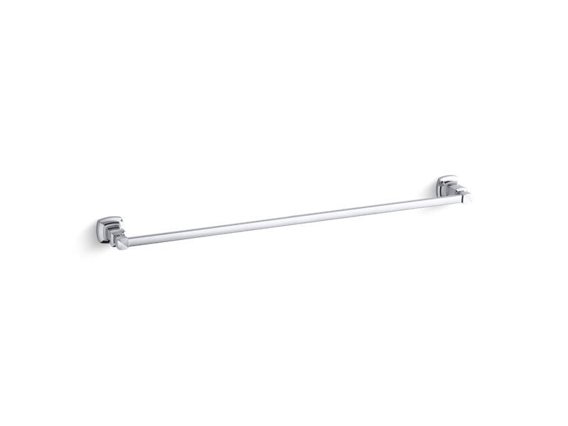 "Margaux® 30"" towel bar, Polished Chrome"