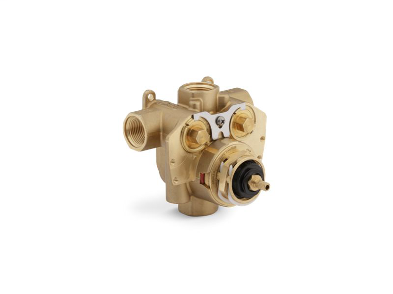 "Mastershower® XVII 3/4"" thermostatic valve, Not Applicable"