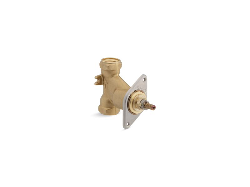 "1/2"" volume control valve, Not Applicable"