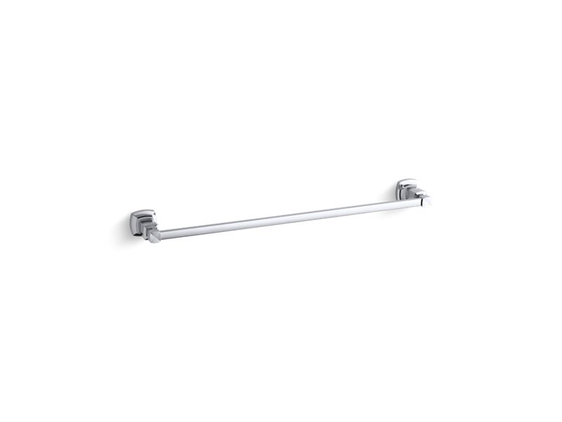 "Margaux® 24"" towel bar, Polished Chrome"