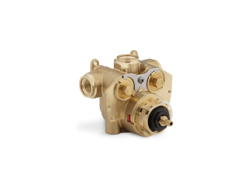"Mastershower® 1/2"" thermostatic valve, Not Applicable"