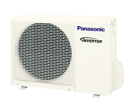 PAN CU-XE12SKUA 12K OUTDOOR COLD CLIMATE HIGH SEER HEAT PUMP