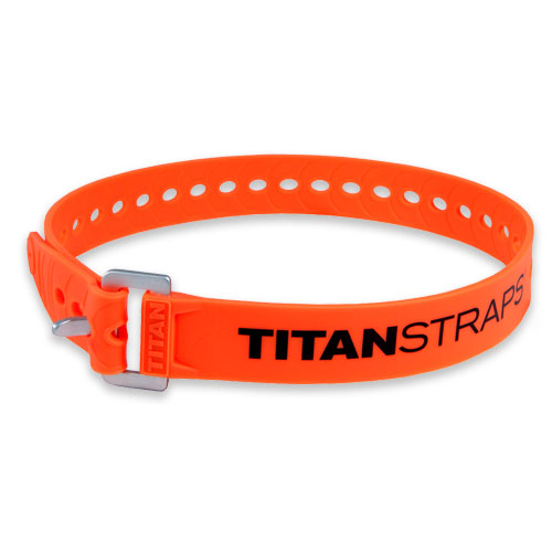 TITANSTRAPS® Industrial – 25″, Orange