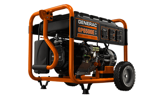 Generac GP Series 6500E Portable Generator