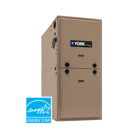 "FRNC NAT 96% 80MBH 2STG EMC VS 1200CFM 96% 2 STG VAR SPD MULTI-POSITION GAS FRNC 33"" HT LNLUXAIRE, YP9C 98% AFUE Modulating Gas Furnace With Variable-speed, Constant CFM Blower"