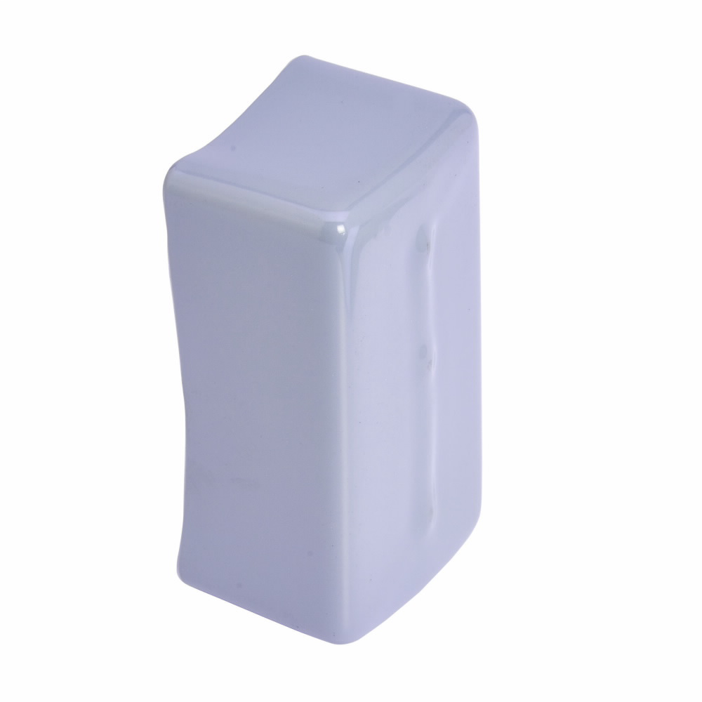 B-Line Series B822ABLK Plastic End Cap for 1-5/8 x 1-5/8 Inch Back to Back