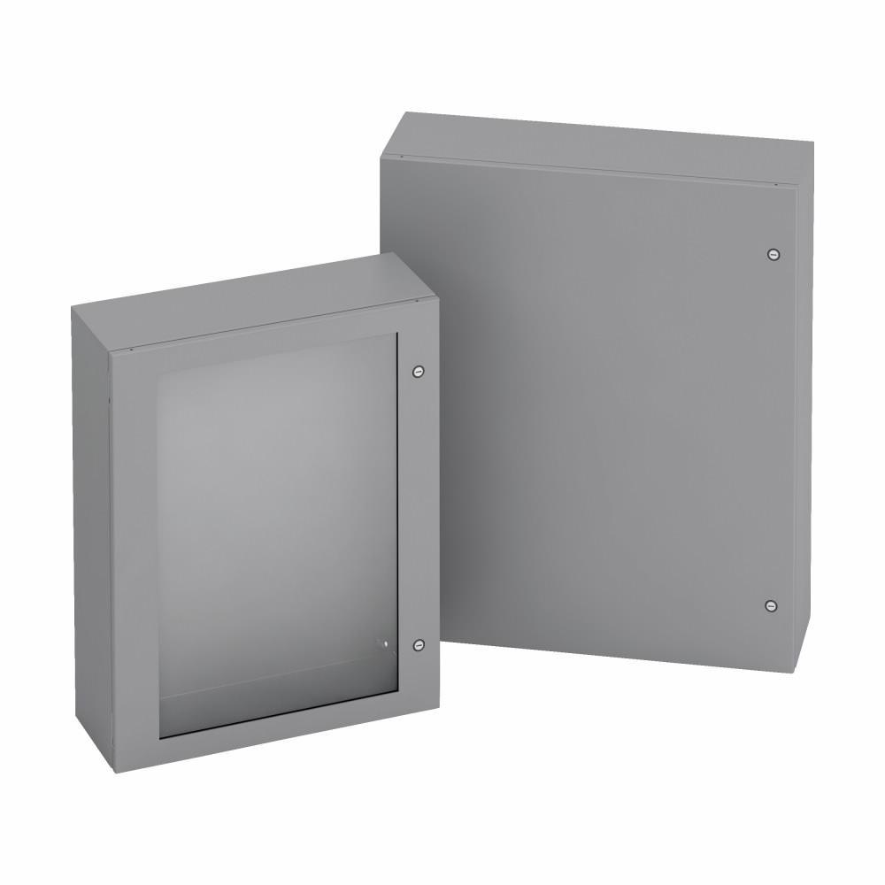 B-Line Series 20206-SDSS6 Type 4X Single Door Enclosure