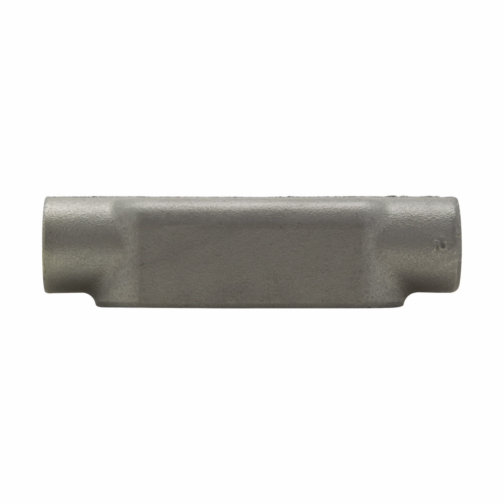 Crouse-Hinds Series C38 1 Inch Iron Alloy Form8 Type C Threaded Conduit Body