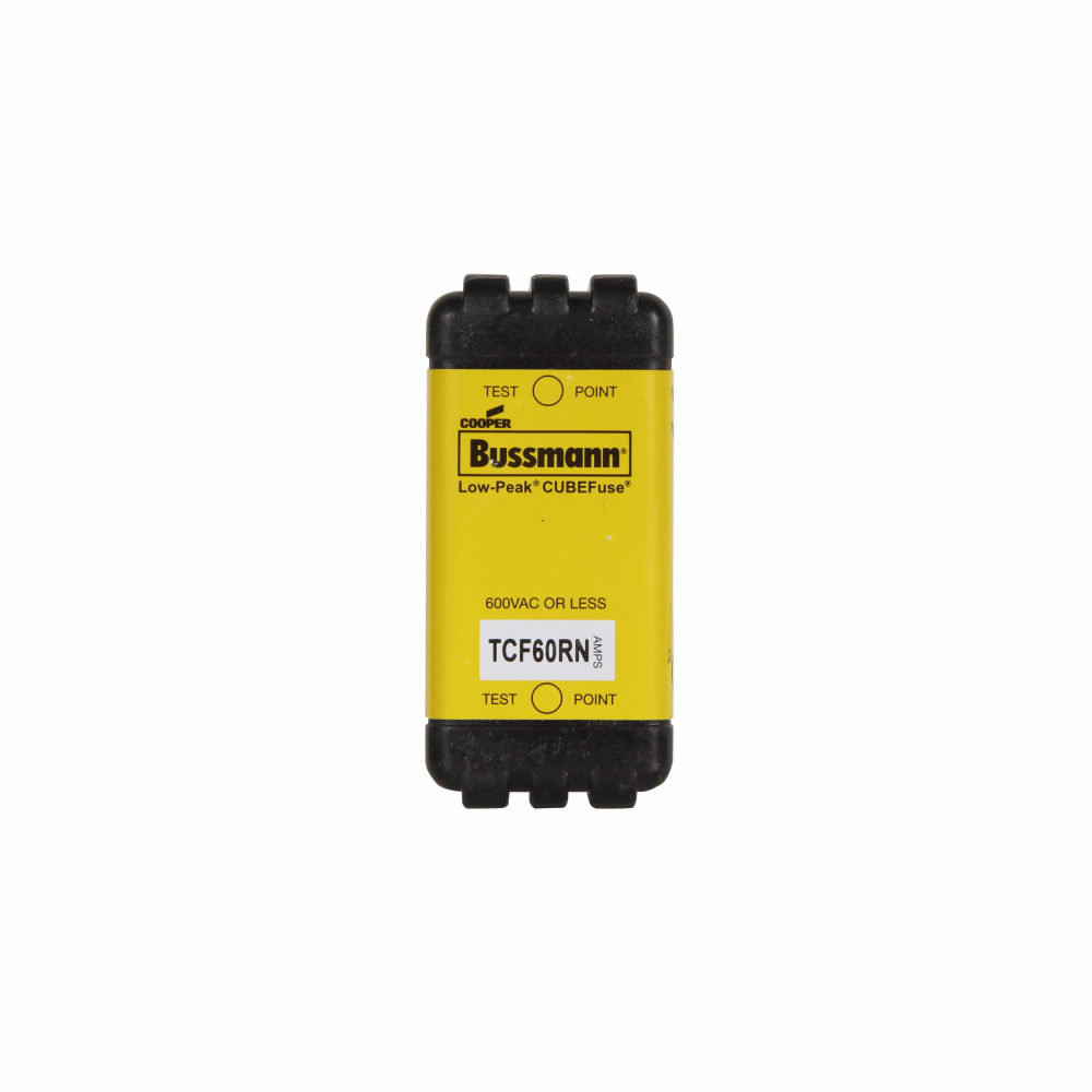 BUSS TCF60RN CUBEFUSE 60 AMP NON-IN
