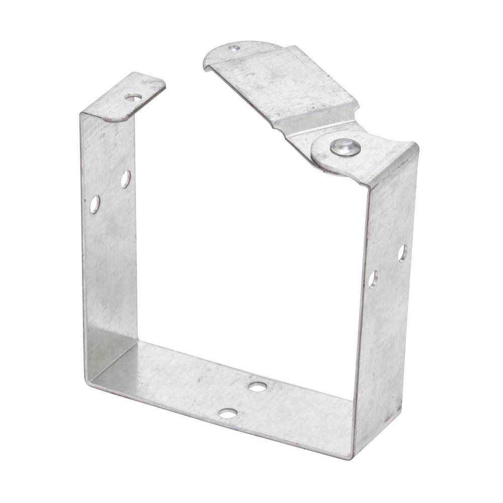 B-Line Series 1212 E NK Wireway End without Knockout